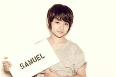 Samuel (사무엘) Birthdate: January 17, 2002