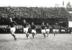 Campo Testaccio. Squadra della Roma Anno: Presumibilmente tra 1928 e 1939