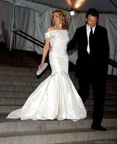 Natasha Richardson (1963-2009) with husband Liam Neeson