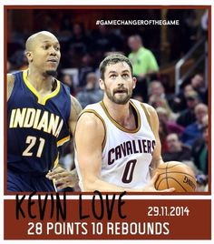 Kevin Love 29.11.2014