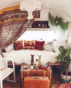 Pinterest@ maddeecallaghan |house decor| boho home| hippie sheik