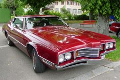 1971 Thunderbird! Had a 1970 i loved so this was the 13th on list of my cars.