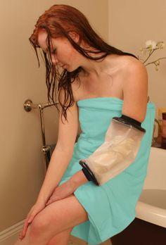 Waterproof protector - Adult elbow, reusable, self sealing $45