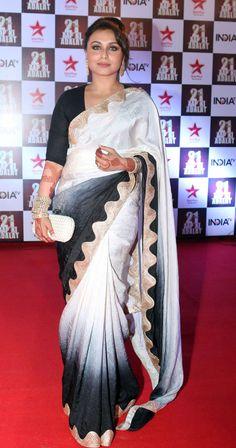 Rani Mukerji at the 'Aap Ki Adalat' 21 year celebrations.