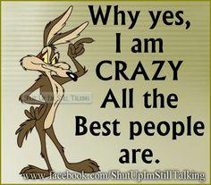 Crazy......