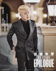 2016 BTS LIVE <화양연화 on stage : epilogue> #RapMonster