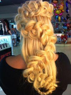 Surprising 1000 Images About Lets Braid It On Pinterest Braids Braid Short Hairstyles Gunalazisus