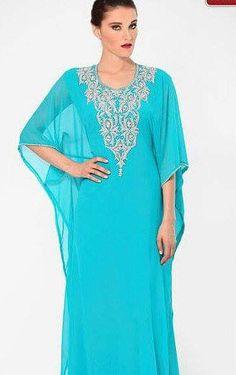 Vestido de Jalabiya Jilbab Kaftan por Bargainkaftans en Etsy