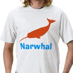 #Narwhal #T-Shirt http://www.zazzle.com/narwhal_t_shirt_tshirt-235458551161905868?style=basic_tshirt=a_m=mfong=238194283948490074=pntrst $21.35