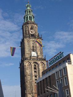 Groningen in Groningen