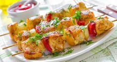 Pine Apple Chicken Kebabs