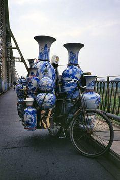 Taken in Hanoi, Vietnam. I miss that city so much.