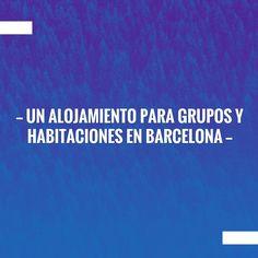 Un alojamiento para grupos y habitaciones en Barcelona https://efepress.com/un-alojamiento-para-grupos-y-habitaciones-en-barcelona/?utm_campaign=crowdfire&utm_content=crowdfire&utm_medium=social&utm_source=pinterest