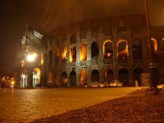 Coloseo, Roma. ITALIA