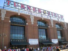 Turner Field - Atlanta Braves (2009 & 2014)