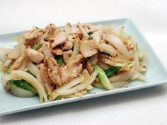 """""""Easy Stir-Fried Chicken With Ginger and Scallions from Serious Eats."""" Tried this for dinner tonight. A quick, easy, and tasty stir fly recipe."""