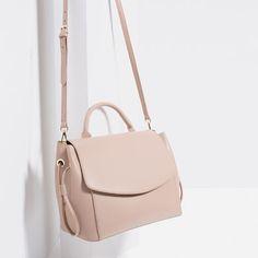 Image 4 of MINIMAL CITY BAG from Zara