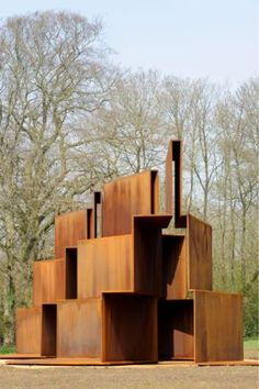 http://www.play-scapes.com/play-art/playable-sculpture/playscape-inspiration-from-anthony-caro/