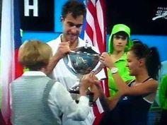 Radwanska & Janowicz - We have a Hopmana Cup