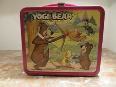 old lunch boxes - Google Search
