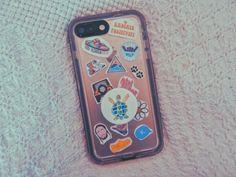 Cute Cases, Cute Phone Cases, Iphone Phone Cases, Iphone 7, Diy Case, Diy Phone Case, Laptop Case, Tumblr Phone Case, Aesthetic Phone Case