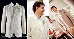 CASANDO NO CAMPO: Utilidade pública: A roupa do noivo