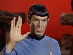 In memory of actor, director, poet and writer, Leonard Nimoy. Thank you…. R.I.P Leonard Nimoy (1931 – 2015) May all of us strive to live long and prosper