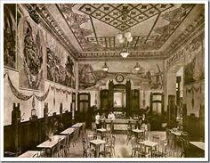 Barberà Masip. Años 20. Cafetería de la Estació del Nord.