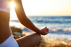 Take a beach yoga class. #TakeChances #SummerResolutions