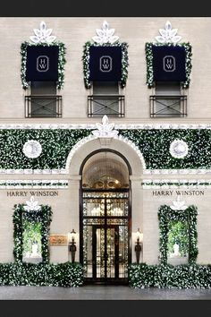 Harry Winston for Christmas | The House of Beccaria