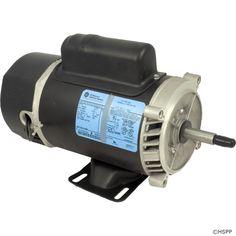 Motor, Mthn, 2.0hp, 115v/230v,1spd,SF 1.00,48Y fr,C-Face Thd,5U174,.