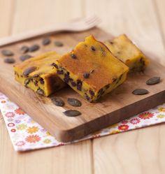 Fondant au potimarron et pépites de chocolat - Recettes de cuisine Ôdélices