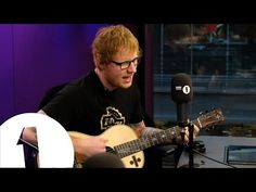 Ed Sheeran - Castle On The Hill (Live) - YouTube. [It's so funny...he makes some expressions in this LIVE video that remind me of the video of him when he was a little kid.]