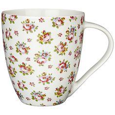 Buy Cath Kidston Hampton Ditsy Mug online at JohnLewis.com - John Lewis