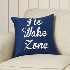 Found it at Wayfair - Centerville Cotton Throw Pillow