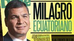 Qué explica el milagro ecuatoriano