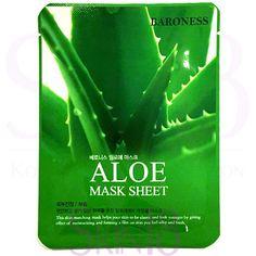 Baroness Aloe Mask Sheet