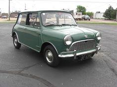 1963 Austin Mini Mk1