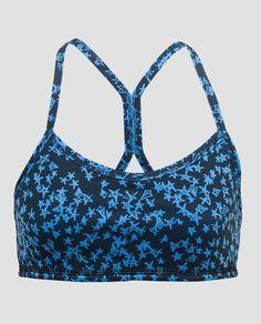 wear this four-way stretch, sweat-wicking sports bra to any sweaty practice. | Drill Sports Bra