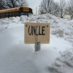 Give it up already, Mama Nature. | 24 Pictures That Perfectly Capture How Insane The Snow In New England Is