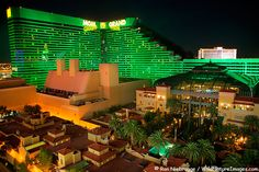 MGM Grand is where I saw RUSH in 2010.  The Garden Arena is an excellent venue.