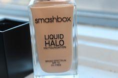 Smashbox Liquid Halo HD Foundation Review