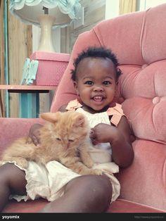 Kedi ve küçük kızın inanılmaz dostluğu  Libby ve kedisi Elsa birlikte büyüyen iki yakın arkadaş. İkisi de bebekken başlayan dostlukları giderek güçlenerek devam ediyor. #yoyomix  İçeriğin tamamı ve daha fazlası için www.yoyomix.co