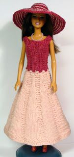 Barbie kleren maken
