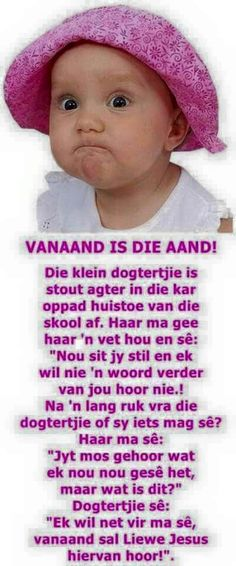 Vanaand is die aand - Stafanja Tonight is the evening - Stafanja Extremely Funny Jokes, Best Funny Jokes, Funny Quotes, Qoutes, Hilarious, Afrikaanse Quotes, Minions Quotes, Twisted Humor, Funny Images
