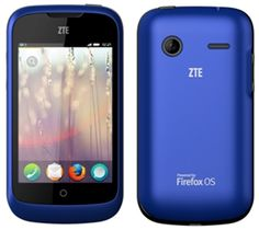 ZTE Open, The Company's First Firefox OS Phone