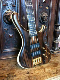 Marleaux bass I Love Bass, Custom Bass, Instrument Sounds, Bass Amps, Guitar Stand, Guitar Design, Vintage Guitars, Cool Guitar, Playing Guitar
