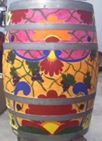 Verde Valley Medical Center- Cottonwood Location Painted Barrel