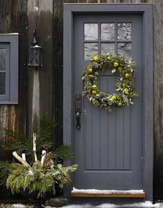 Whether you're trying to sell a home or just make one look uniquely yours, an attractive exterior can seriously boost curb appeal. While the overall color of a house may need to be neutral to fit in with the neighborhood, the front door is a focal point that's prime for self-expression. Here are 10 great front door paint colors, from classic to courageous, sure to give a house more street cred.