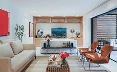 Como integrar ventilador e ar condicionado à decoração - Casa